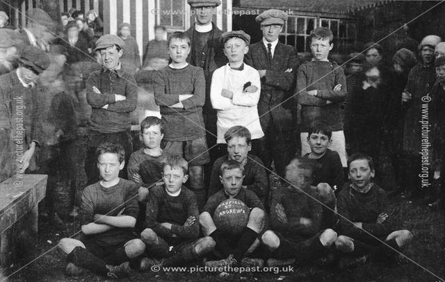 St Andrew's Football Team, Hadfield