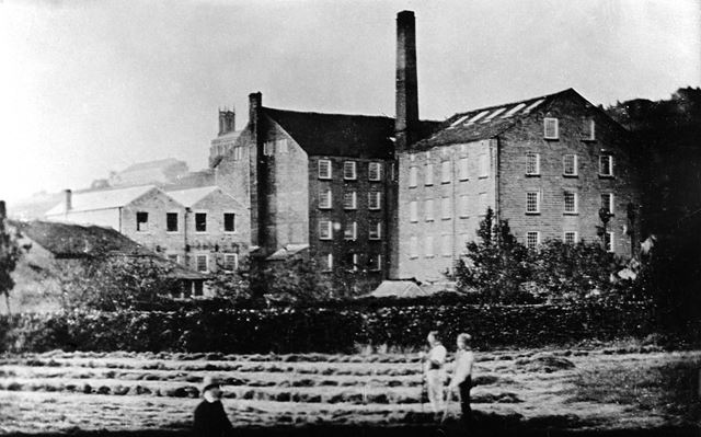 Bottoms Mill
