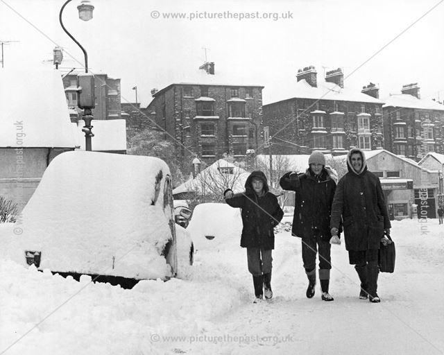 Lightwood Road, Buxton, 1979