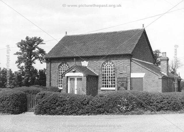 The Primitive Methodist Chapel, Sutton on the Hill