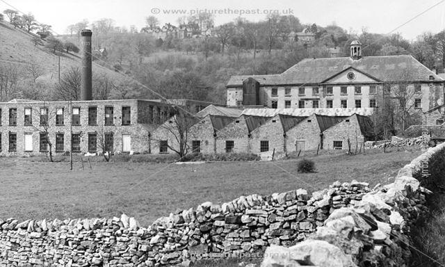Cressbrook Mill, Miller's Dale