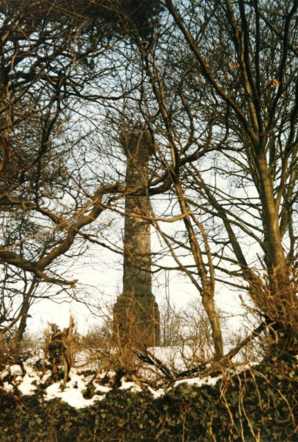 Jessop Monument, Codnor Park