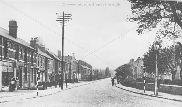 Sheffield Road, Killamarsh