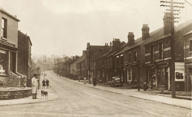 Bridge Street, Killamarsh