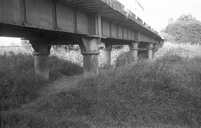 Railway Bridge over River Rother