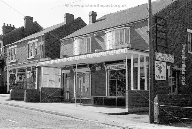 Johnson's shop