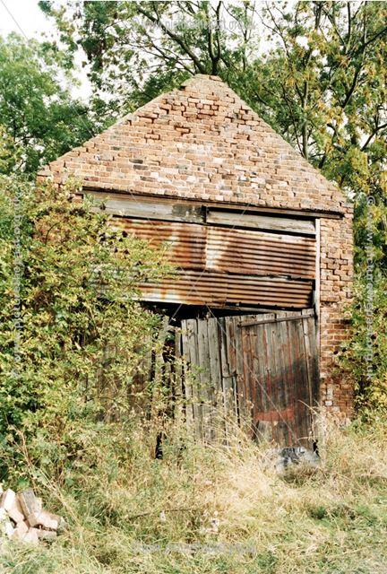 Remains of Comberwood Colliery, Killamarsh