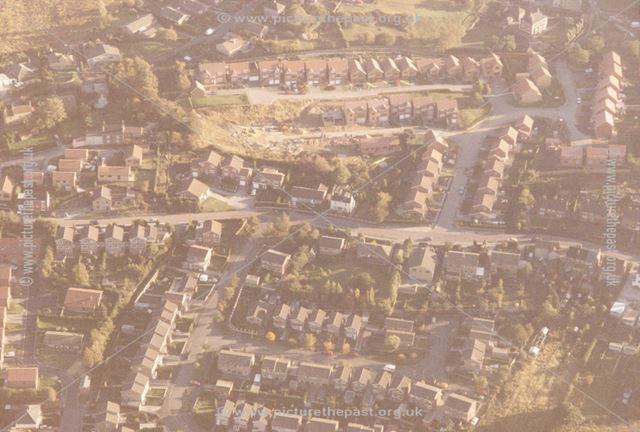 Aerial view of Killamarsh