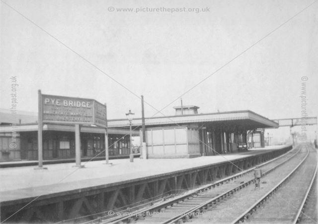 Pye Bridge Railway Station