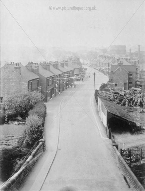 Main Road, Pye Bridge