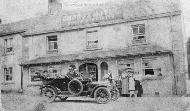 George Hotel and Fox Family, Taddington