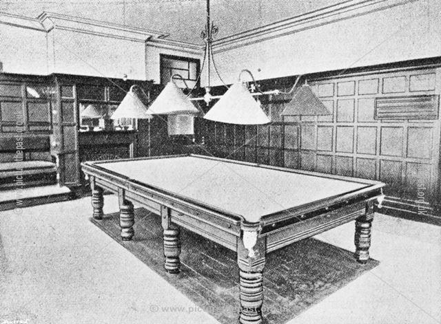 Ashover Hydro - Billiard Room