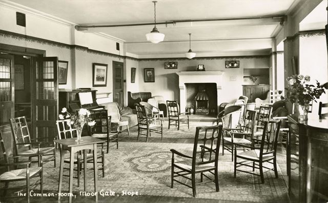 The Common Room, Moor Gate, Hope