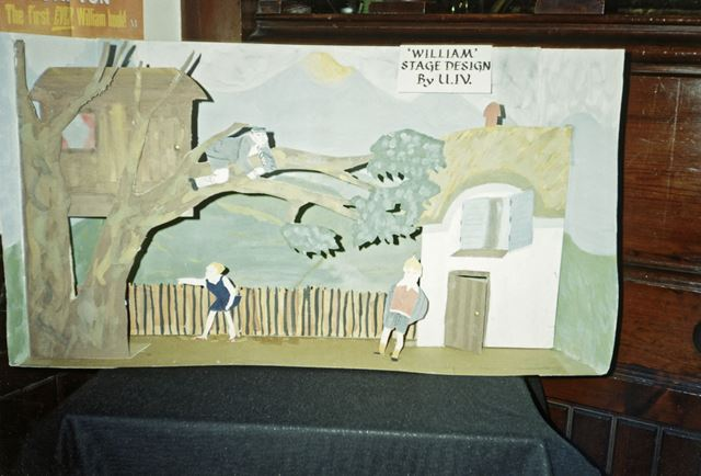 Richmal Crompton Day, St Elphins School, Dale Road, Darley Dale, 15th November 1990