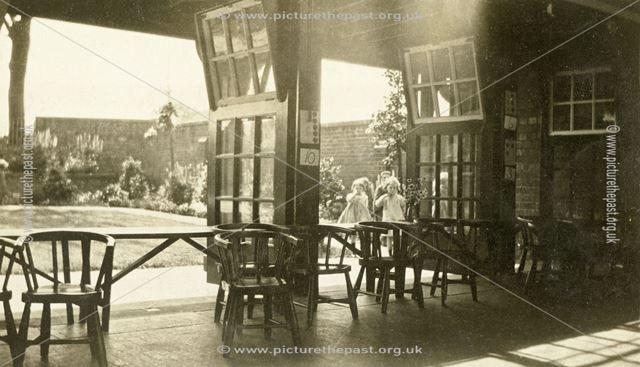 Open-air School interior, Stonebroom