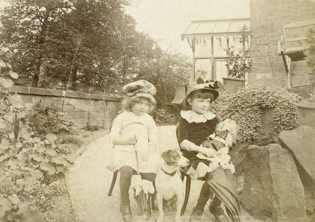 The Taylor Family, Sheffield, 1880s-1890s