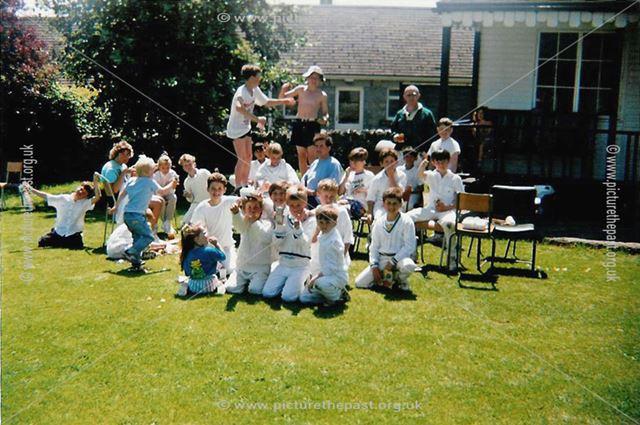 Great Longstone Cricket Club, The Recreation Ground, Great Longstone, 1985