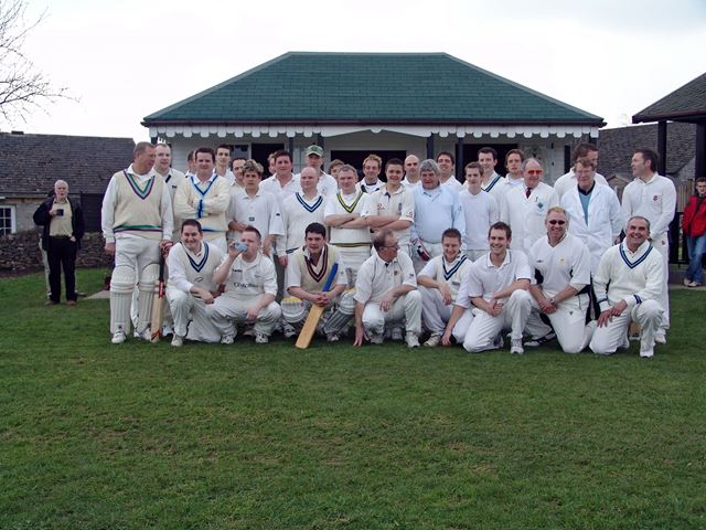 Great Longstone Cricket Club, The Recreation Ground, Great Longstone, 2006