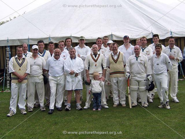 Great Longstone Cricket Club, The Recreation Ground, Great Longstone, 2006