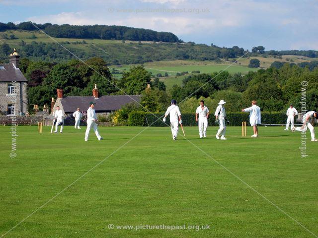 Great Longstone Cricket Field, The Recreation Ground, Great Longstone, 2008