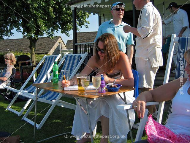 Great Longstone Cricket Club, The Recreation Ground, Great Longstone, 2008