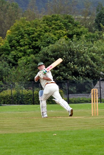 Great Longstone Cricket Club, The Recreation Ground, Great Longstone, 2009