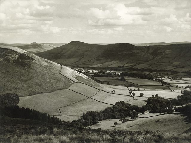View of Edale, 1959