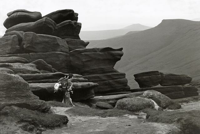'High Peak Majesty', Kinder Scout, Edale, c 1970s