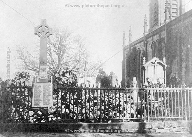 St James' Church, Church Street, Riddings, c 1920