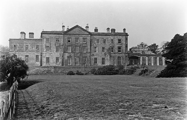 Stainsby House, Main Road, Smalley, 1972
