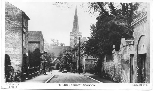 Church Street, Spondon