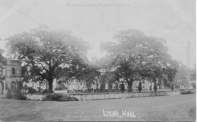 Locko Hall, Spondon