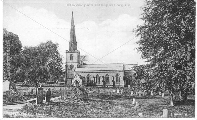 St George's Church, Ticknall