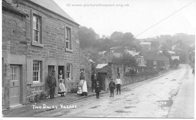 Two Dales village