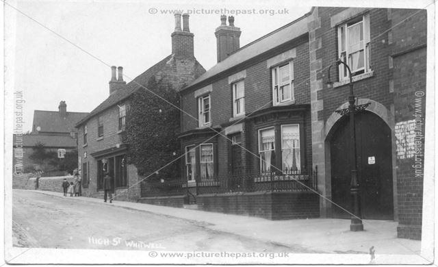 High Street, Whitwell