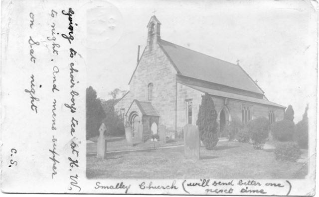 St John the Baptist Church, Smalley