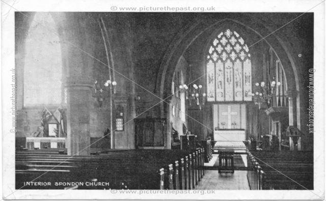 St Werburgh's Church, Spondon