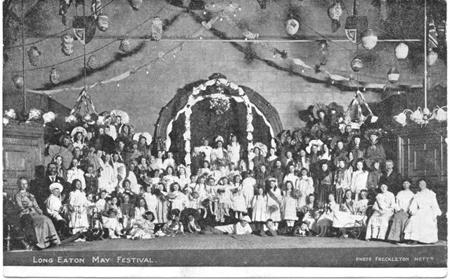 May Festival, Long Eaton