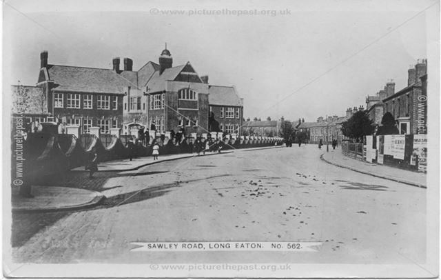 Sawley Road, Long Eaton