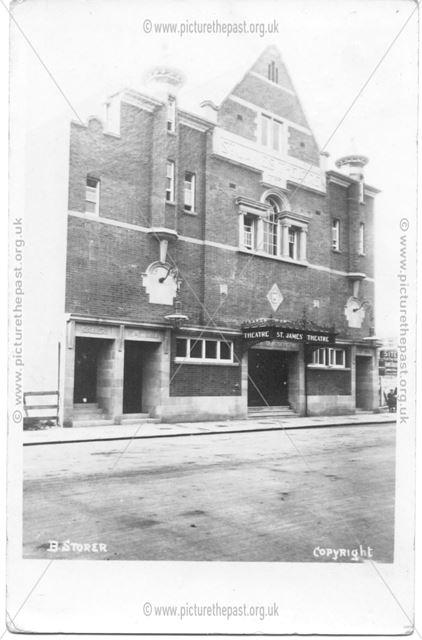 St.James' Theatre