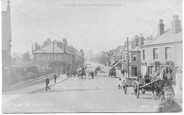 Derby Road, Long Eaton