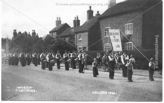 Breaston Carnival Band