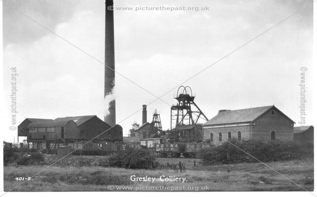Gresley Colliery