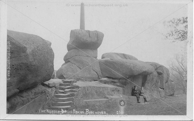 The Needle, Druid Rocks