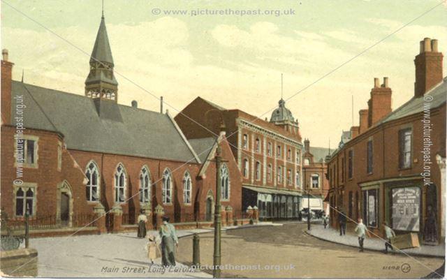 Main Street, Long Eaton