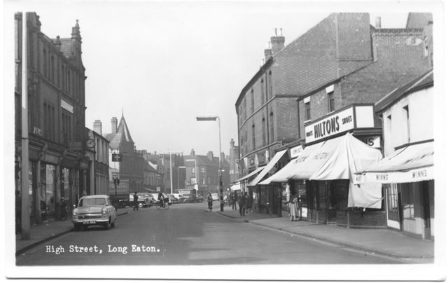 High Street, Long Eaton