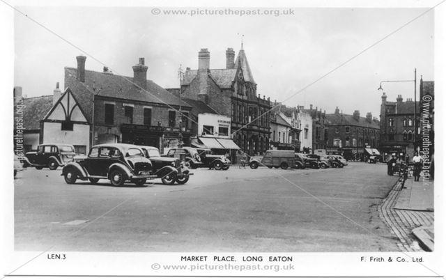 Market Place, Long Eaton