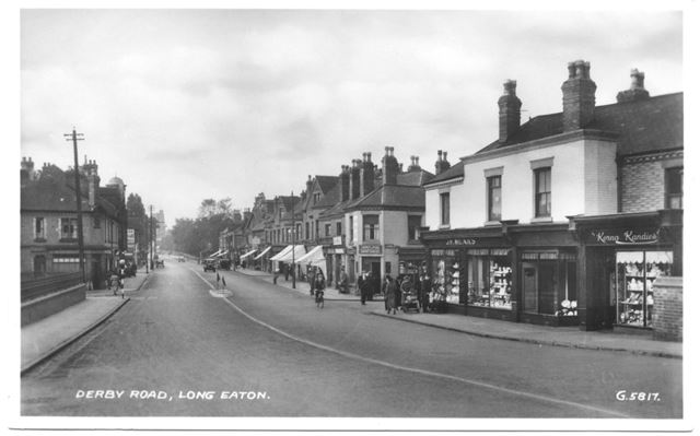 Derby Road, Long Eaton