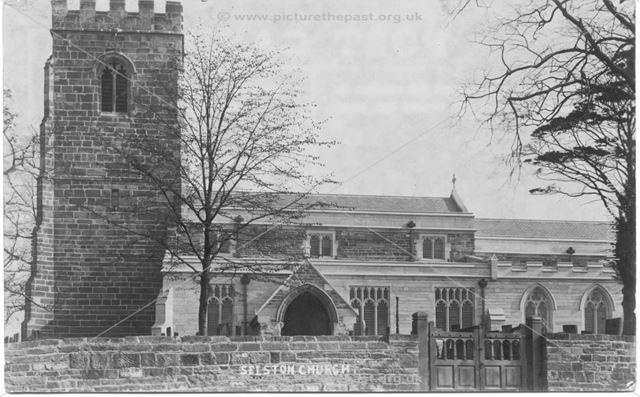 Selston Church