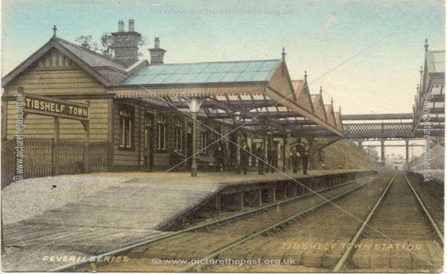 Tibshelf Town Station